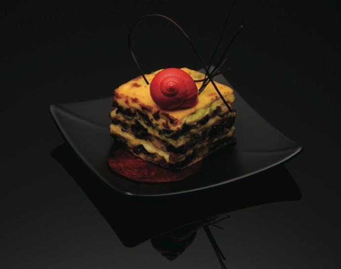 Le Beaulieu - Snail Lasagna
