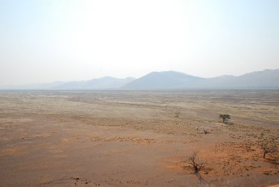 Sossuvlei National Park, panoramica de duna 45
