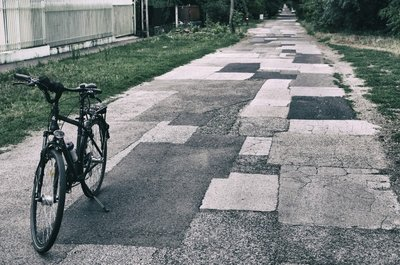 The broken road, Budapest