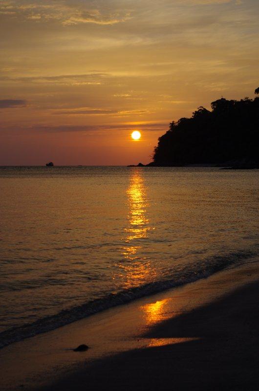Koh Adang sunset