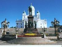 Helsinki - The Cathedral on Senate square