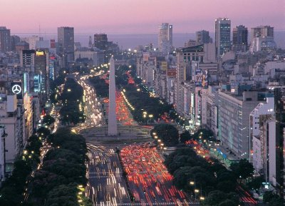 Avenida 9 de Julio (c)