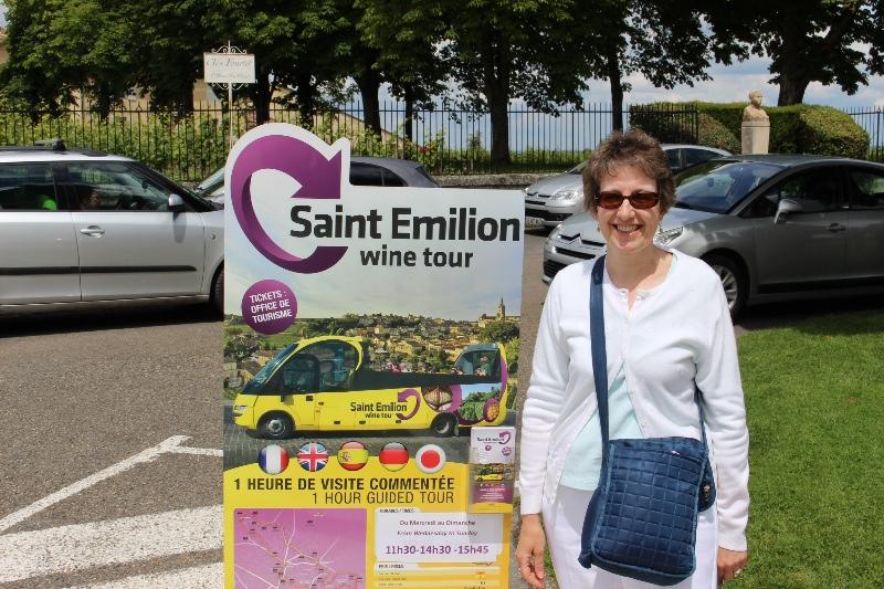 St Emilion - Wine Tour