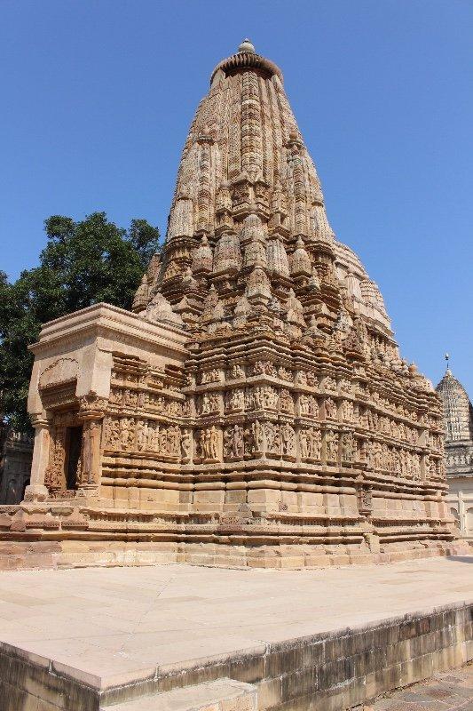 Khajuraho - Temple
