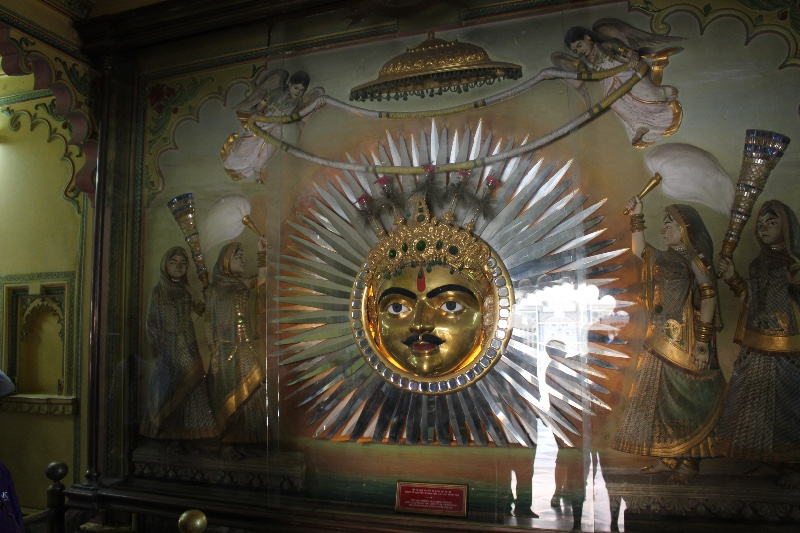 Udaipur Sun Worship