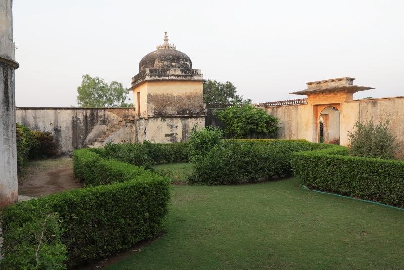 Chittorgarh - Padmini's Garden