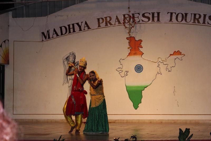 Khajuraho - Vishnu Program - The End