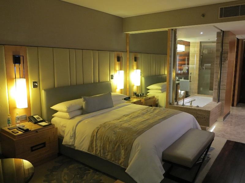 Our room - JW MarriotNew Delhi