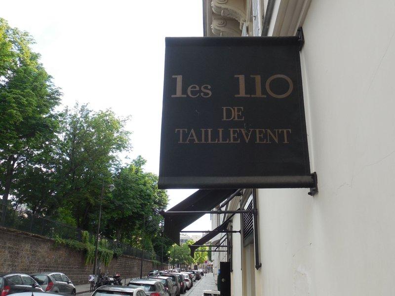 Paris - Les 110 de Taillevent