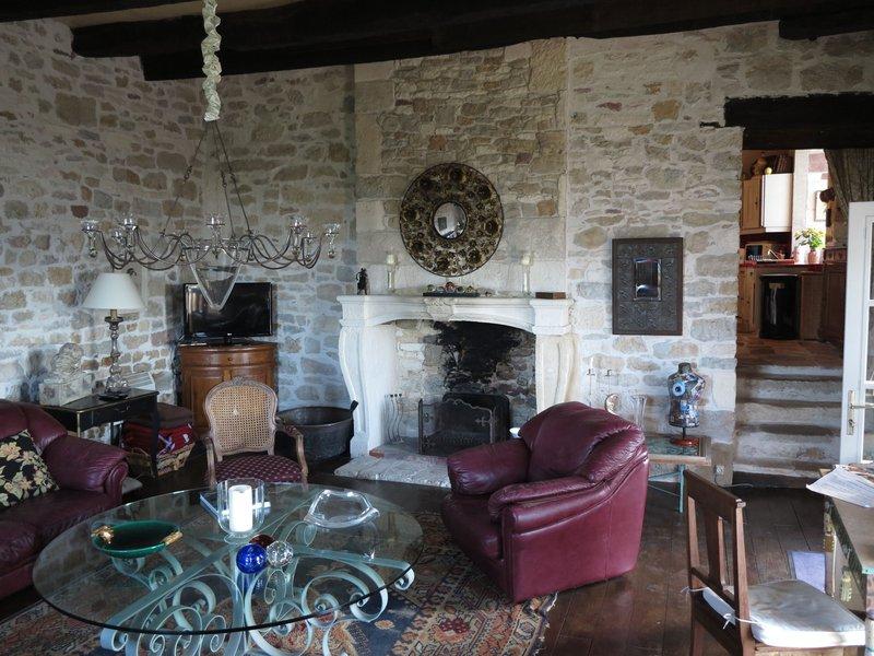 Turenne - Living Room