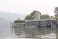 Shah Jahan's exile home