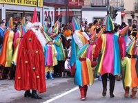 Carnival Parade in Tarancon