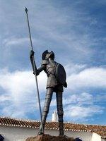 Monument of  Don Quixote