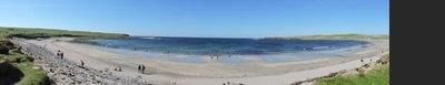 Beachfront at Skara Brae, Orkney