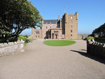 Castle of Mey, Thurso, Scotland