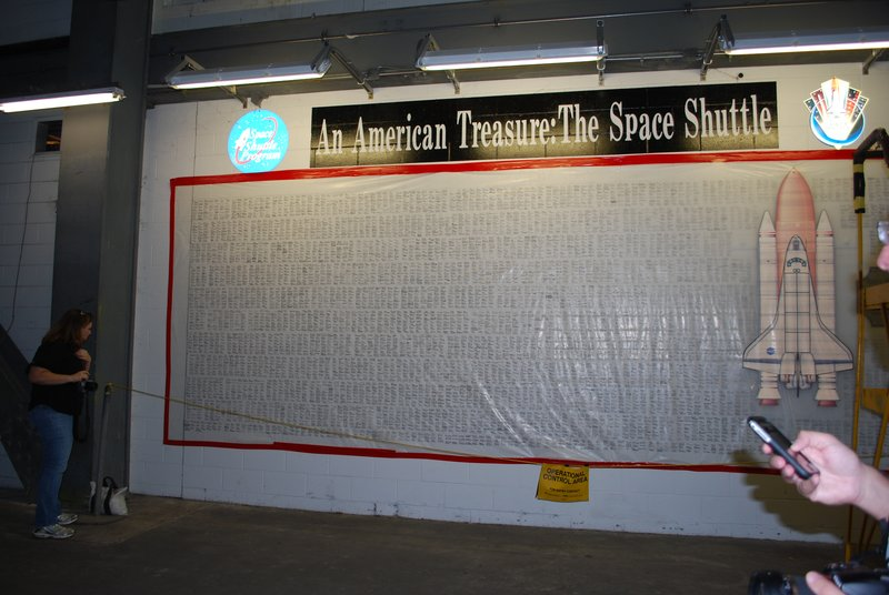 All who worked on the SPace Shuttle Programme