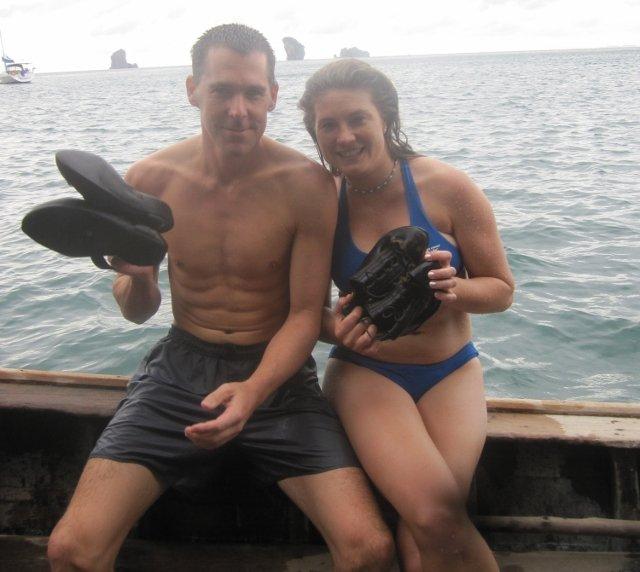 Deep Water Solo Trip