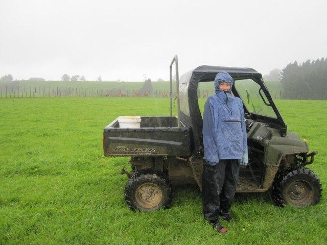 Farming in the Rain