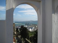 View from Room in Tangier
