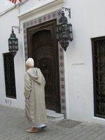Walking in the Medina