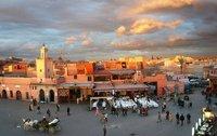 Djemaa el Fna in Marrakech