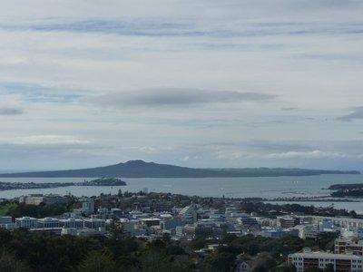 Auckland and Rangitoto