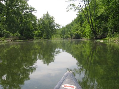 Buffalo River float 025