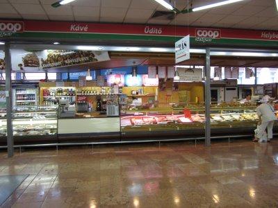 Hungarian Supermarket - Pecs