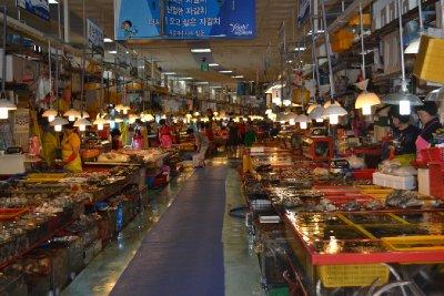 Jalgachi Fish Market