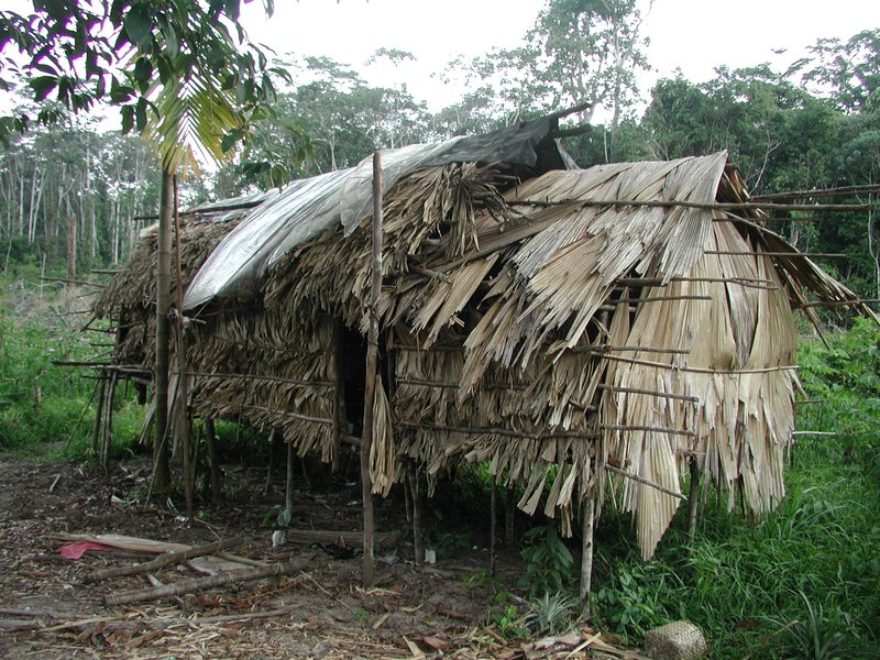 A Native Farming Hut Malaysia Travellerspoint Travel