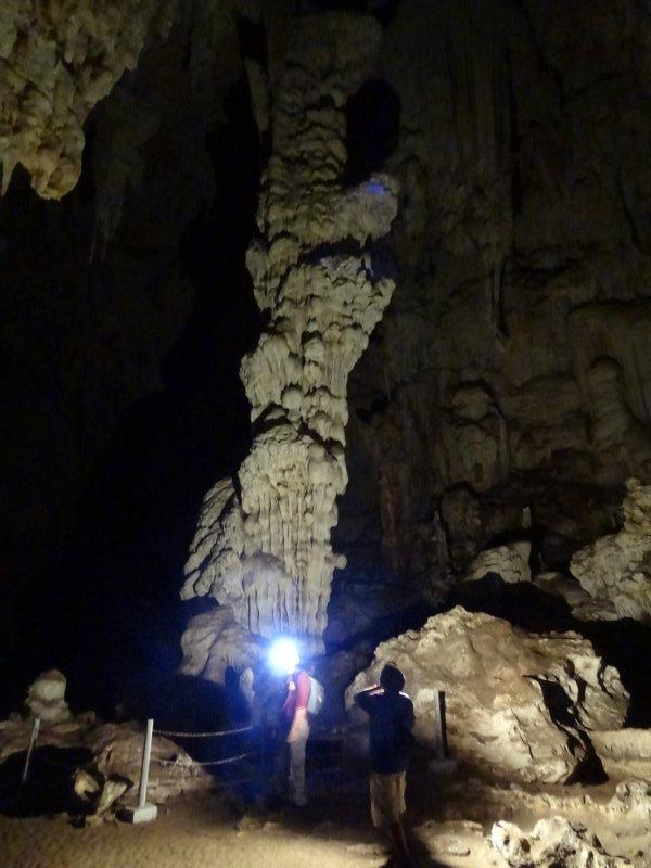 Grotte de Tham lot