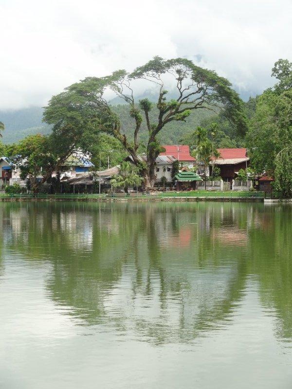 Village de Mae Hong Son