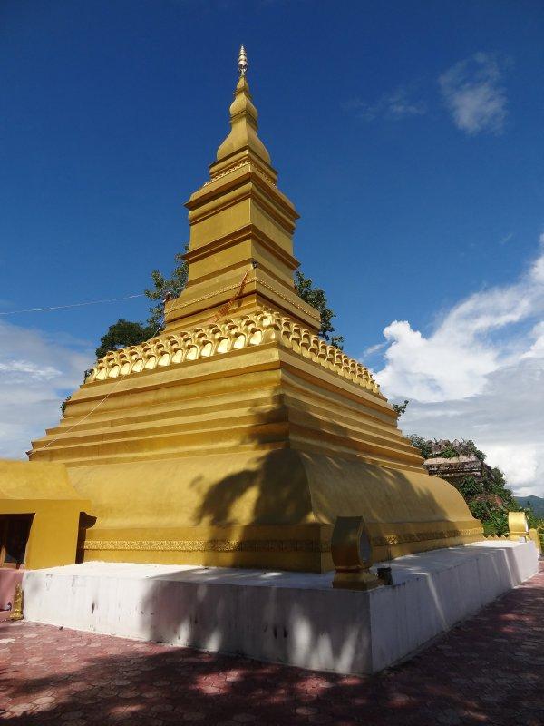 Stupa près de Luang Namtha