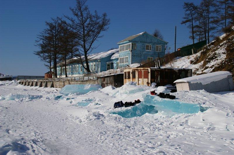 Rive du Baikal