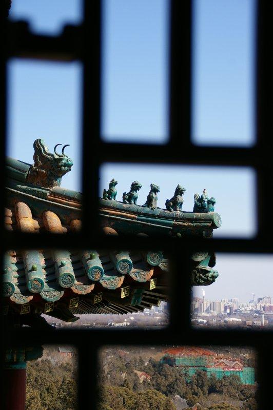Palais d'été Beijing