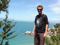 Antoine sur Magnetic Island