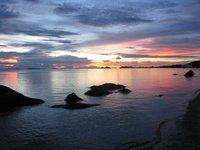Sunset on Koh Phangan