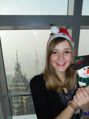 Christmas on the 94th floor