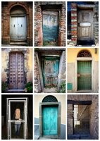Doors to Italy