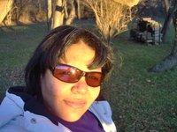 Enjoying the sunset, Harwood MD
