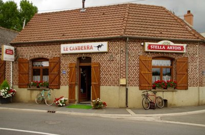 Pub at Bullecourt - Honouring Australia's sacrifice in WW1