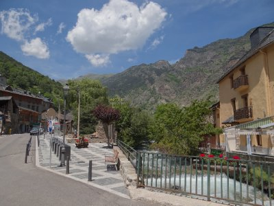 Alpine village of Espot