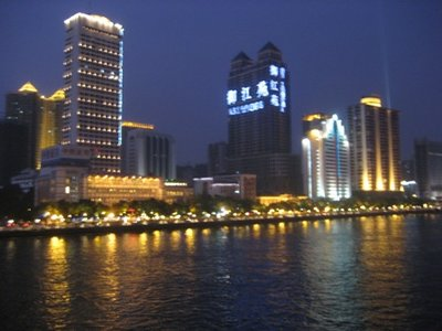 夜游珠江河 (Night Cruising @ Pearl River)