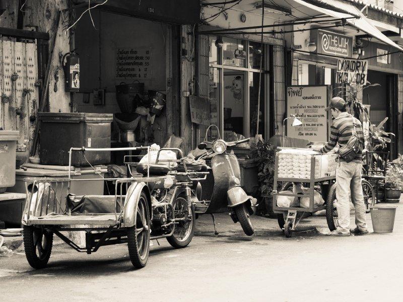 Samsen District, Bangkok