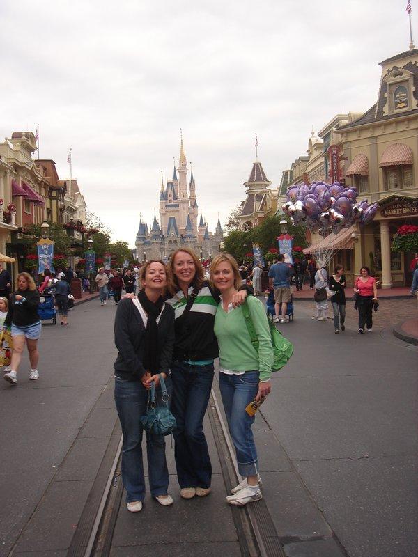 Magic Kingdom at Disney World!