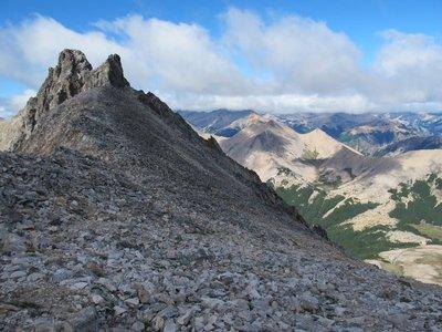 The windy ridge