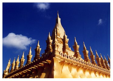 Pha That Luang, Vientianne