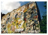 The Tacheles Building, Berlin