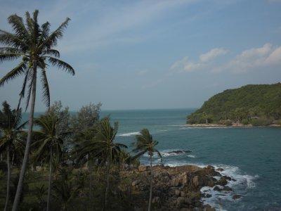 Northern coast of Koh Phangan