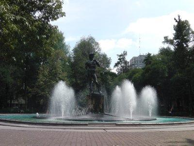 Cool H20 fountain